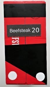 Beefsteak Bus - Front